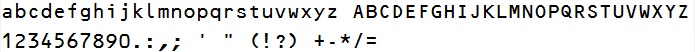 OCR-B betűtípus